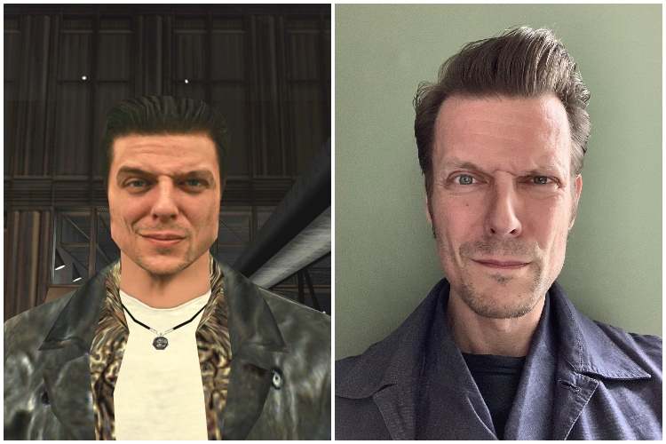 """Max Payne's Writer/Model """"Did the Face"""" to Celebrate Game's Birthday"""