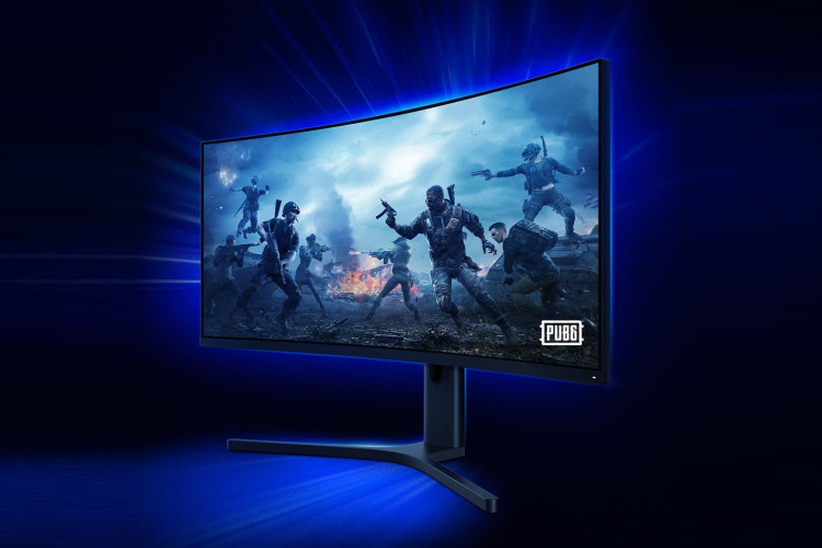 Mi Curved Gaming Monitor with 34-inch WQHD, 144Hz Panel Launched in Europe