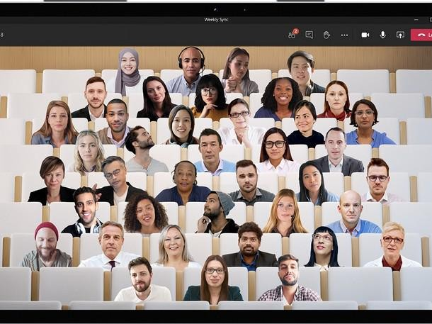 Microsoft Teams new features: Together mode, Live reactions, and more