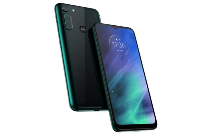 Motorola One Fusion launched, latest smartphone know motorola mobile price, features of new motorola smartphone, new smartphones 2020 - Motorola One Fusion launched, including 48MP camera