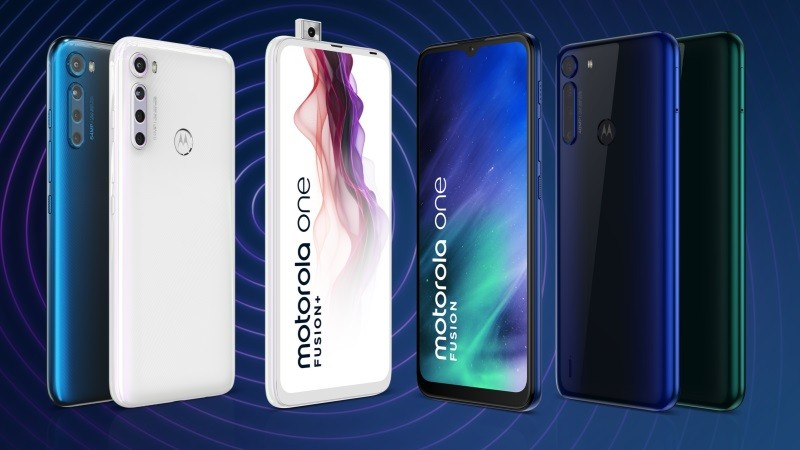 Motorola One Fusion with Snapdragon 710, 5000mAh battery launched