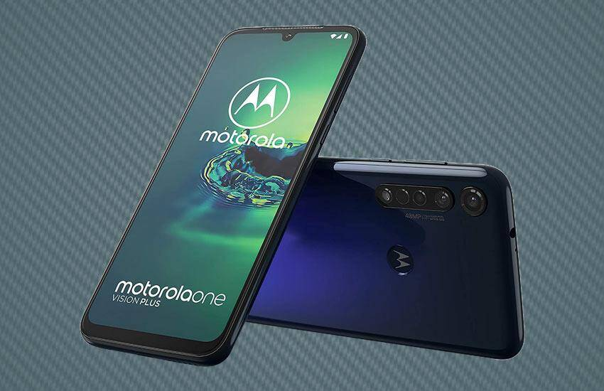 Motorola One Vision Plus Price, motorola launched new smartphone 2020, know motorola mobile price, latest smartphone features - Motorola One Vision Plus launched, this phone with 48MP camera has many features