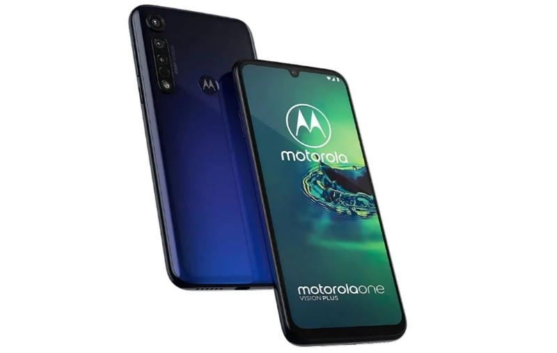 Motorola One Vision Plus launched as rebranded G8 Plus