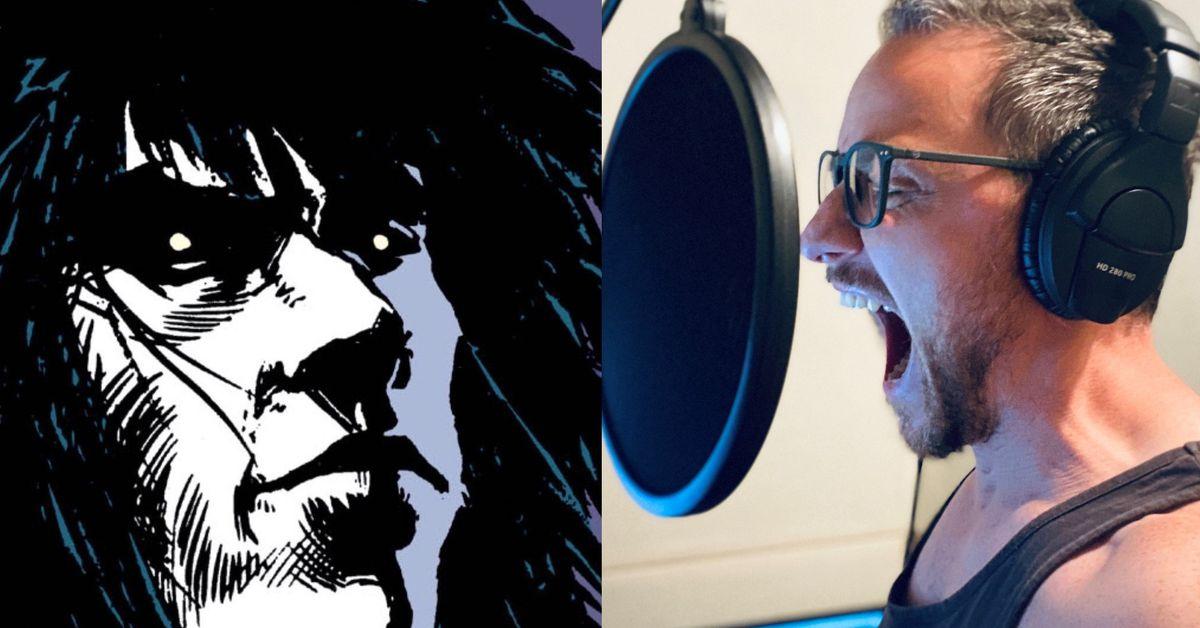 Neil Gaiman's Sandman Audible drama almost cast Dream as Scottish