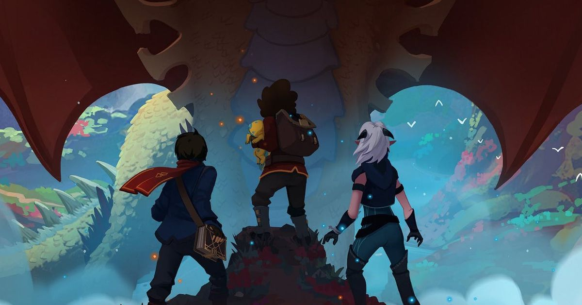Netflix to round out The Dragon Prince saga with four more seasons
