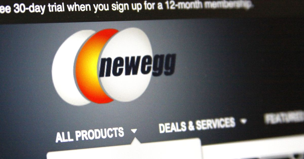 Newegg's annual FantasTech Sale kicks off a week of PC deals