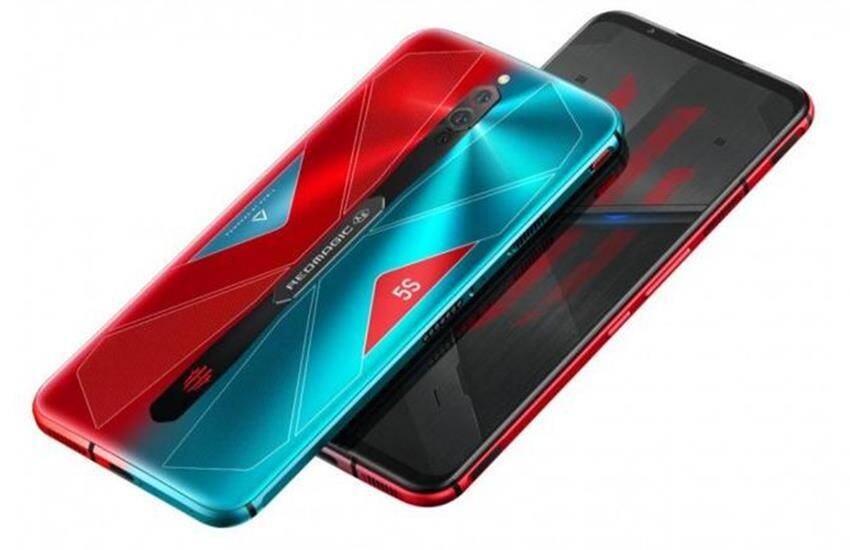 Nubia Red Magic 5S price, gaming smartphone launched, know nubia phone specifications, latest smartphone - Nubia Red Magic 5S launched, this phone with 64MP camera has many features
