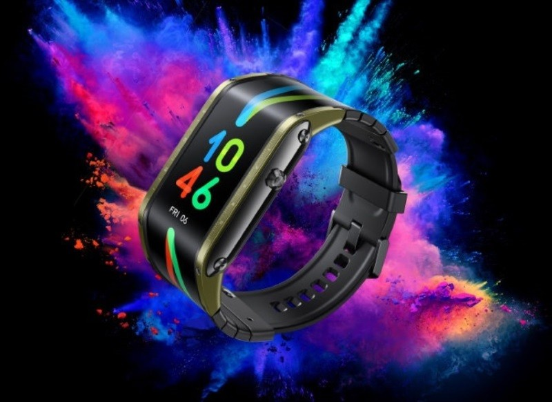 Nubia Watch with AMOLED display, Red Magic TWS gaming earphones launched