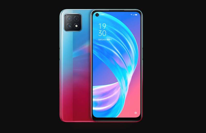 Oppo A72 5G Price, new oppo smartphone launched, know oppo mobile price, Oppo A72 specifications, latest smartphone - Oppo A72 5G launch, this phone with four cameras and powerful battery has many features