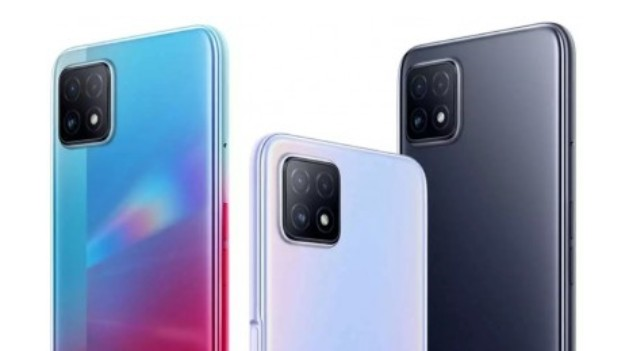 Oppo A72 5G with Dimensity 720 SoC and 90Hz display launched