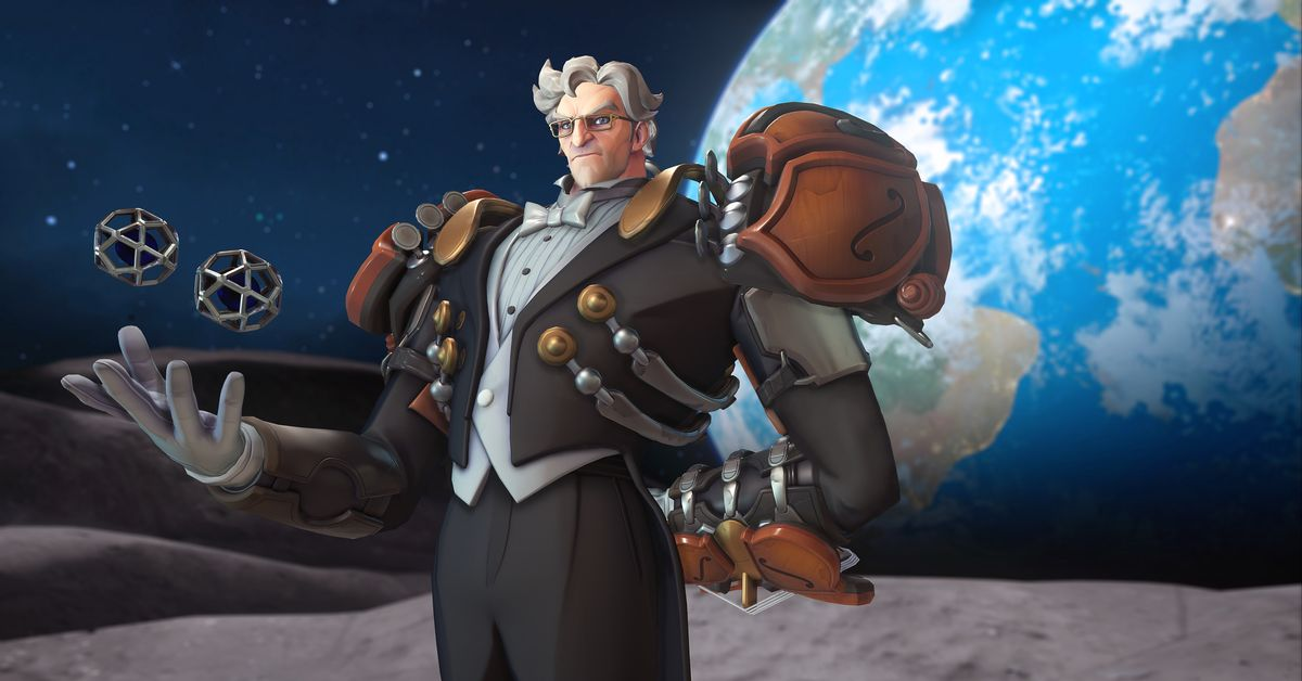 Overwatch Sigma Maestro Challenge goes live, offers new legendary skin