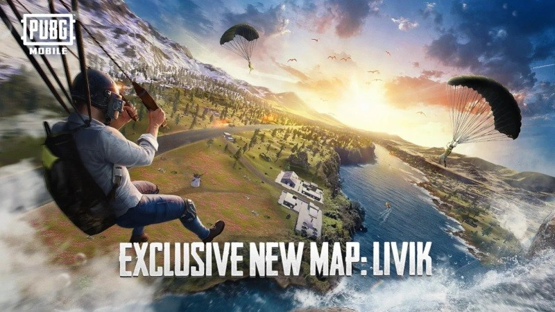 PUBG Mobile Livik map is here: Get Chicken Dinner in only 15 minutes
