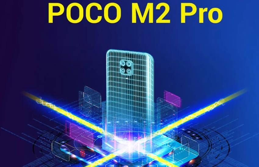 Poco M2 Pro launch date in india 7 July, upcoming mobile, flipkart microsite reveal poco m2 pro details, upcoming smartphones 2020