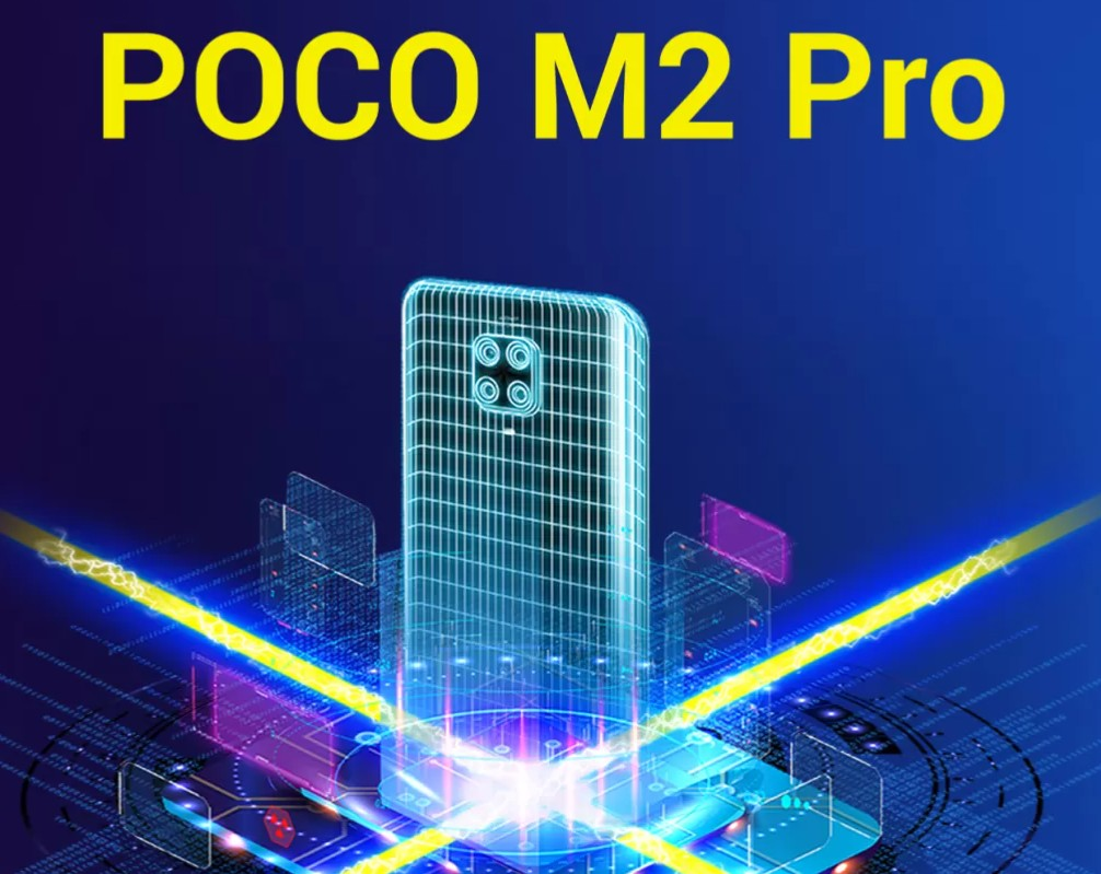 Poco M2 Pro to pack 33W fast-charging support, confirms new teaser