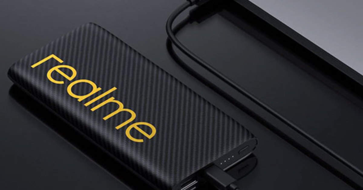Realme 10000 mAh powerbank price: Reality Laa Dhansu Powerbank, will get superfast charging - realme 30w dart charge powerbank launched