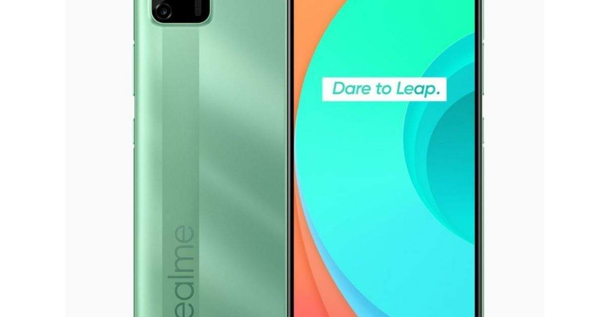 Realme C11 Price in India: Realme C11 launched in India, it has 5000mAh battery - realme c11 with 5000mah battery and mediatek helio g35 launched in india know price and specifications