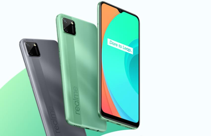 Realme C11 Price, realme launched new realme mobile, know realme smartphone specifications, latest smartphone - realme c11: strong budget smartphone launched with 5,000 mAh battery, know price and features