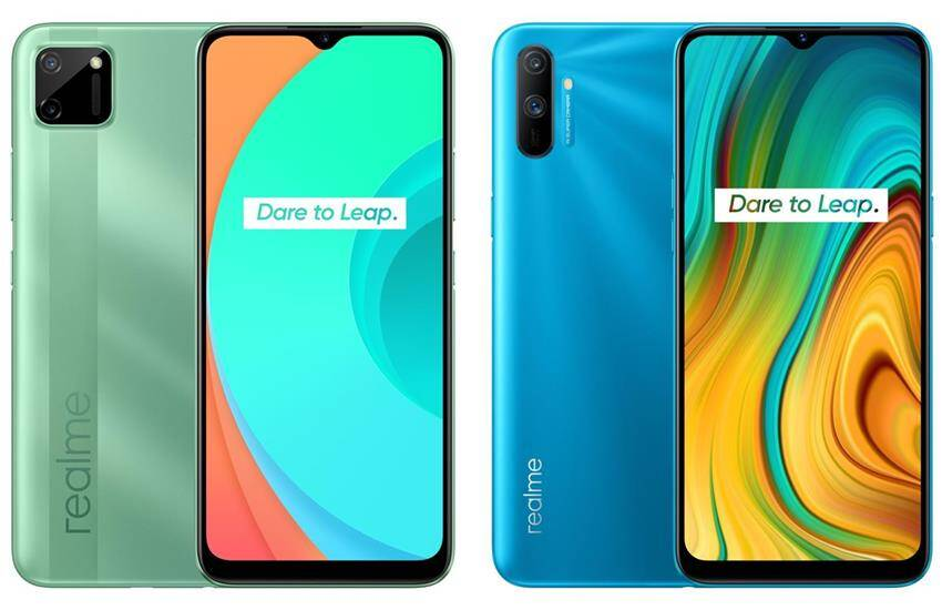 Realme C11 vs Realme C3 comparison, know realme mobile price, latest smartphones, best phones under 10000 - Realme C11 vs Realme C3: know which budget smartphone is more powerful