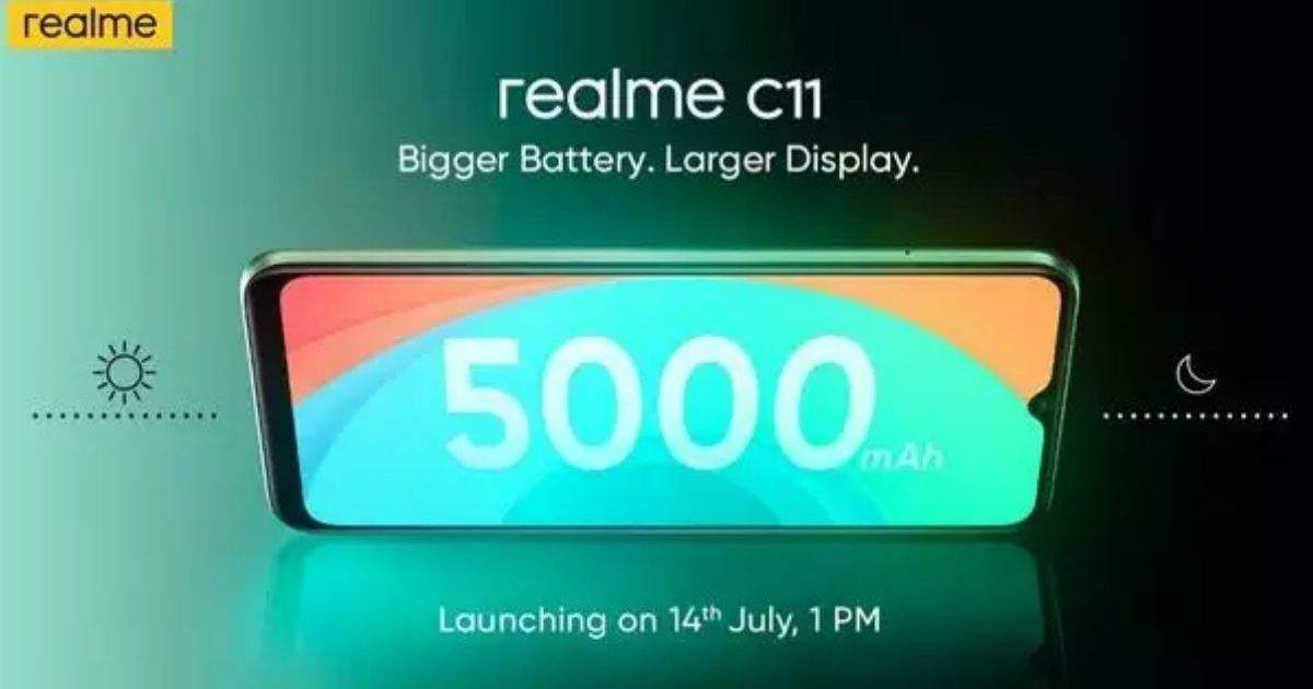 Realme C11 with 5000mAh battery shows on Flipkart, learn details