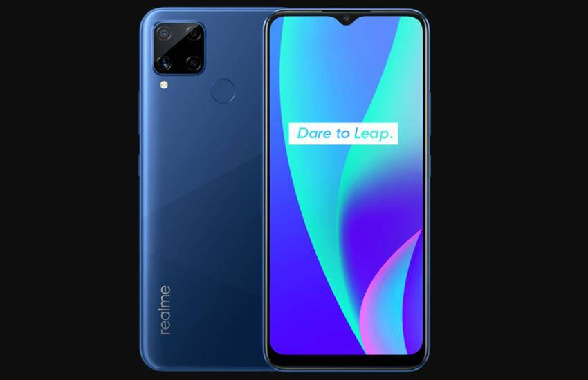 Realme C15 Price, new realme mobile launched, know realme c15 specs, latest smartphones, realme smartphones - Realme C15 launched with 6000 mAh battery, know the features