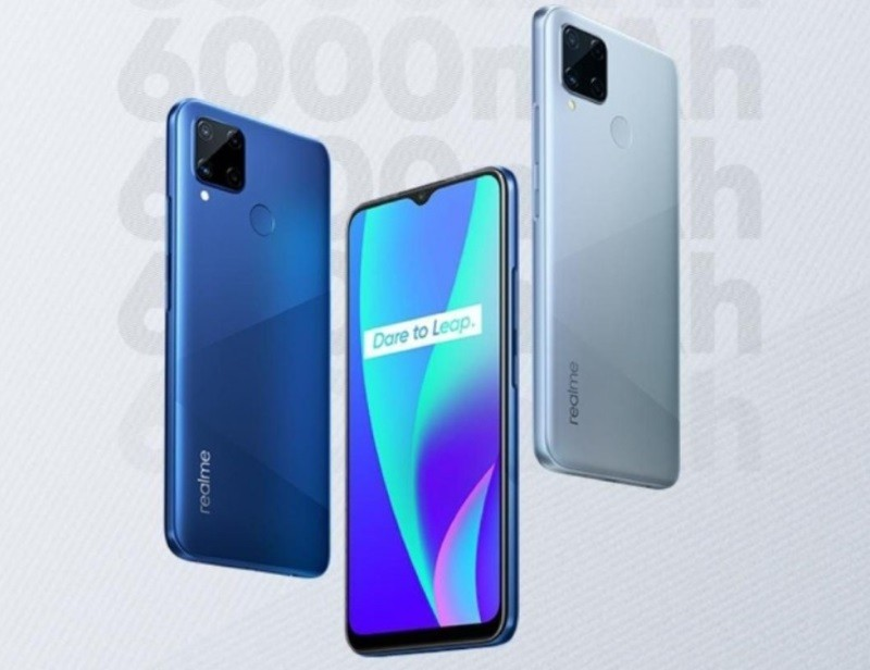 Realme C15 with 6,000mAh battery coming July 28