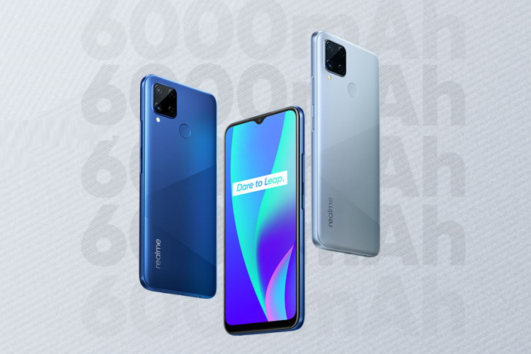 Realme C15 with Quad Cameras, 6,000mAh Battery Launches on July 28