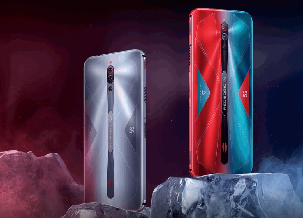Red Magic 5S with Snapdragon 865 Plus SoC, new cooling system launched