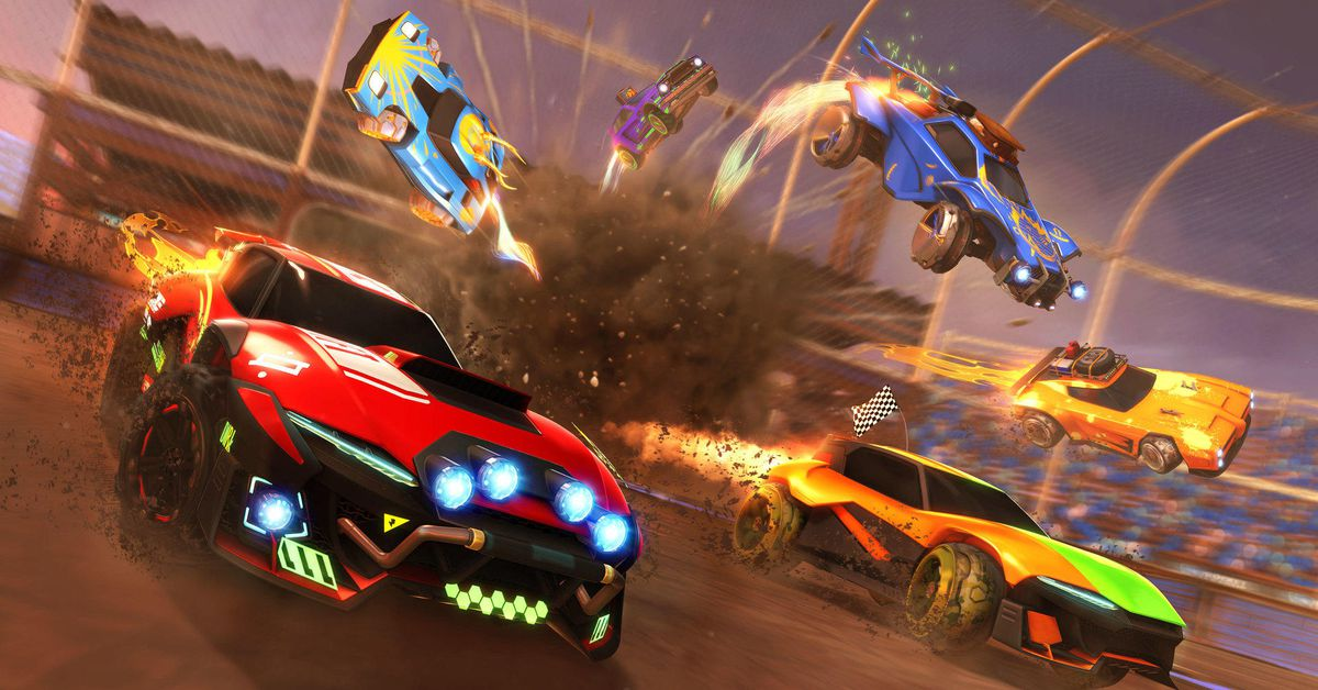 Rocket League goes free-to-play this summer, leaving Steam for Epic Games Store