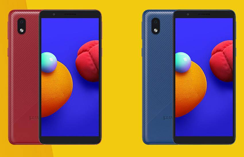 Samsung Galaxy A01 Core price, samsung mobile launched, samsung smartphone, latest non chinese smartphone - samsung galaxy a01 core launched, know the best features of this budget smartphone