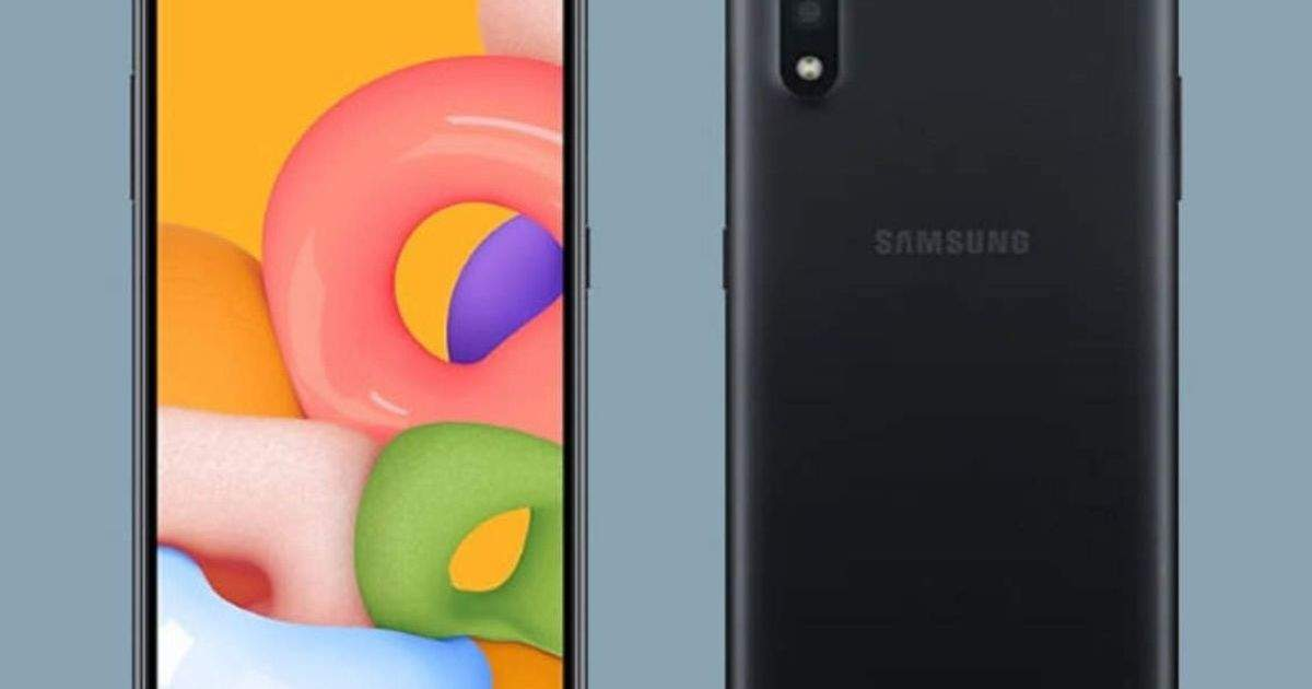 Samsung Galaxy A01 Core smartphone will have removable battery