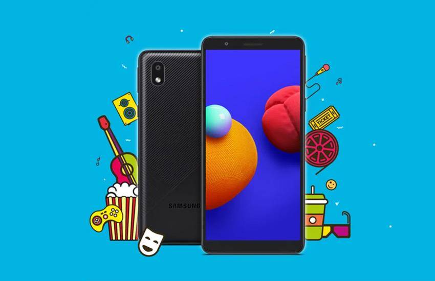 Samsung Galaxy M01 Core Price in India, new samsung mobile launched in India, best phones under 10000, non chinese smartphones - Samsung Galaxy M01 Core budget smartphone launched in India, price starts from Rs 5499