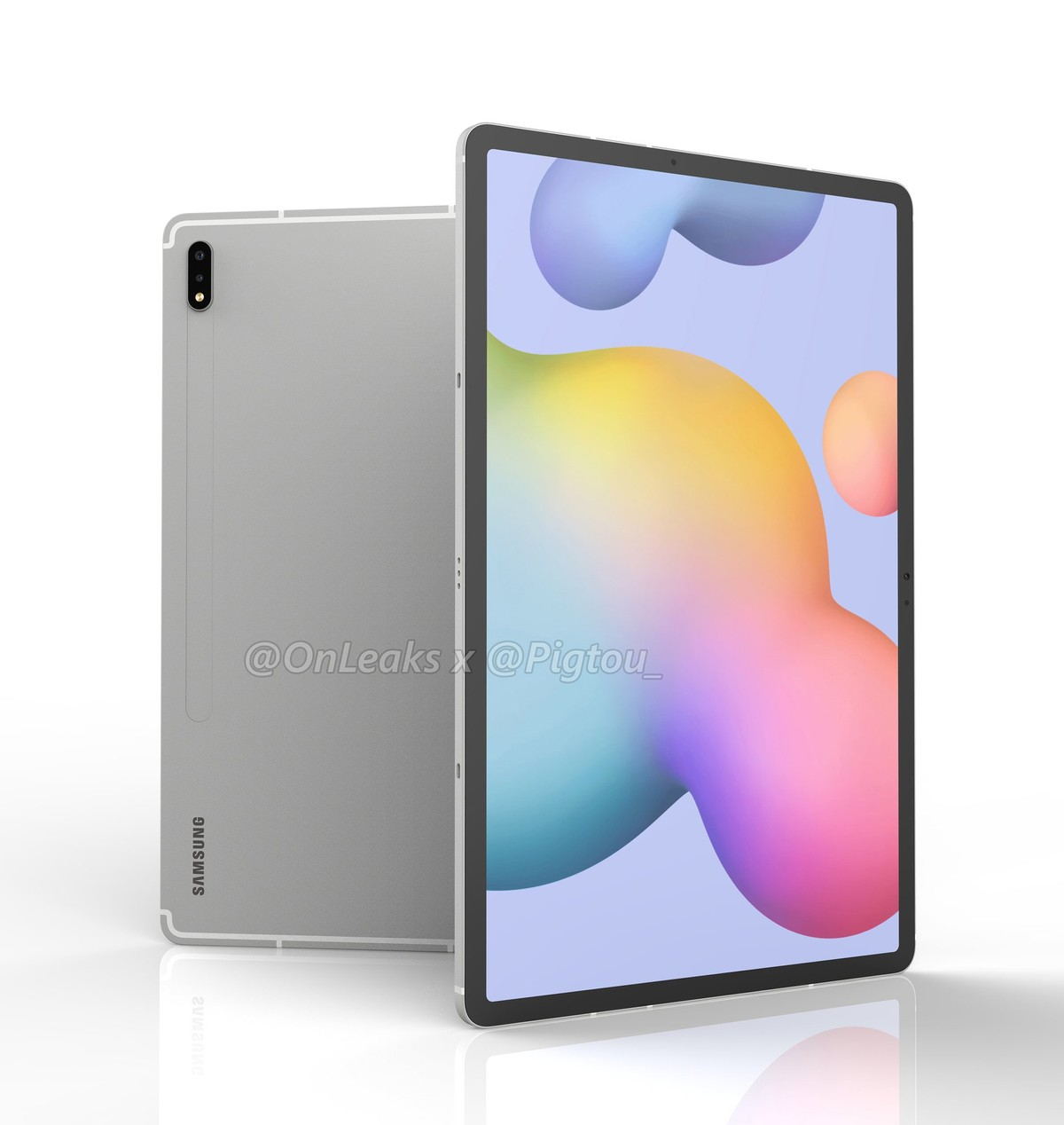 Samsung Galaxy Tab S7+ specs leak: SD 865+ 5G and 10,090mAh battery