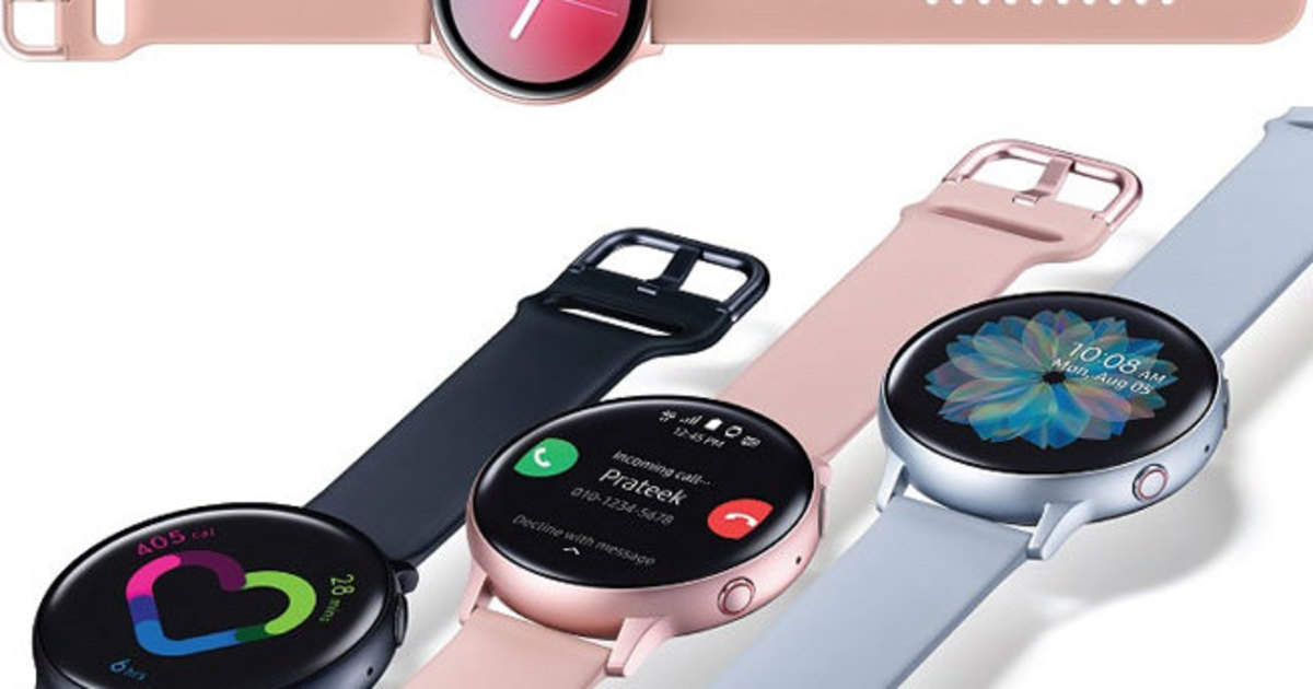 Samsung brought 'Made in India' smartwatch, know price and features