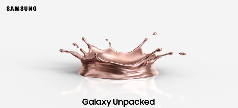 Samsung confirms Galaxy Note 20 launch for August 5th