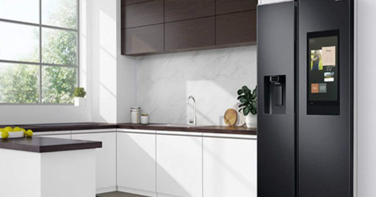 Samsung refrigerator: Samsung's SpaceMax Family Hub refrigerator will come to India next week, amazing features - samsung spacemax family hub refrigerator set to launch in india next week