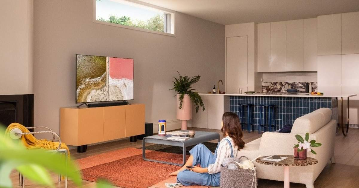 Samsung sound bar: Samsung launches new sound tower and premium soundbars, know what is special - samsung launches new sound tower and sound bar in india know price and specification