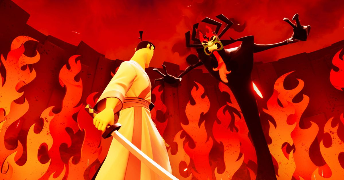 Samurai Jack: Battle Through Time has a new trailer and a release date