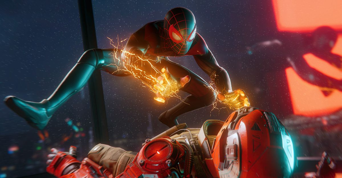 Spider-Man: Miles Morales playable in 4K, 60 fps on PS5 in 'performance mode'