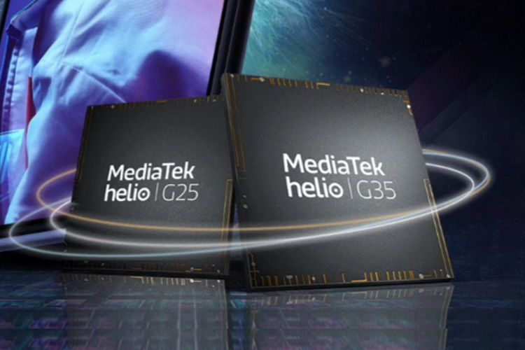 Surprise: MediaTek Helio G35 Essentially Seems to be a Rebadged Helio P35