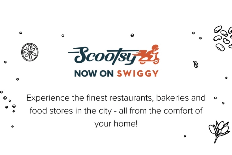 Swiggy Integrates On-Demand Delivery Platform Scootsy