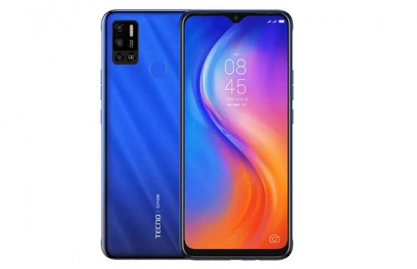 Tecno Spark 6 Air price, new tecno mobile launched in india, know Tecno Spark 6 Air amazon sale date, smartphones under 10000 - Tecno Spark 6 Air budget smartphone launched in India, price under 8 thousand rupees