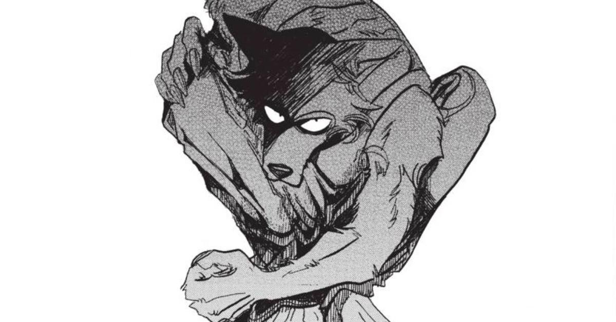 The Beastars manga volume 7 continues the series' sexual tension