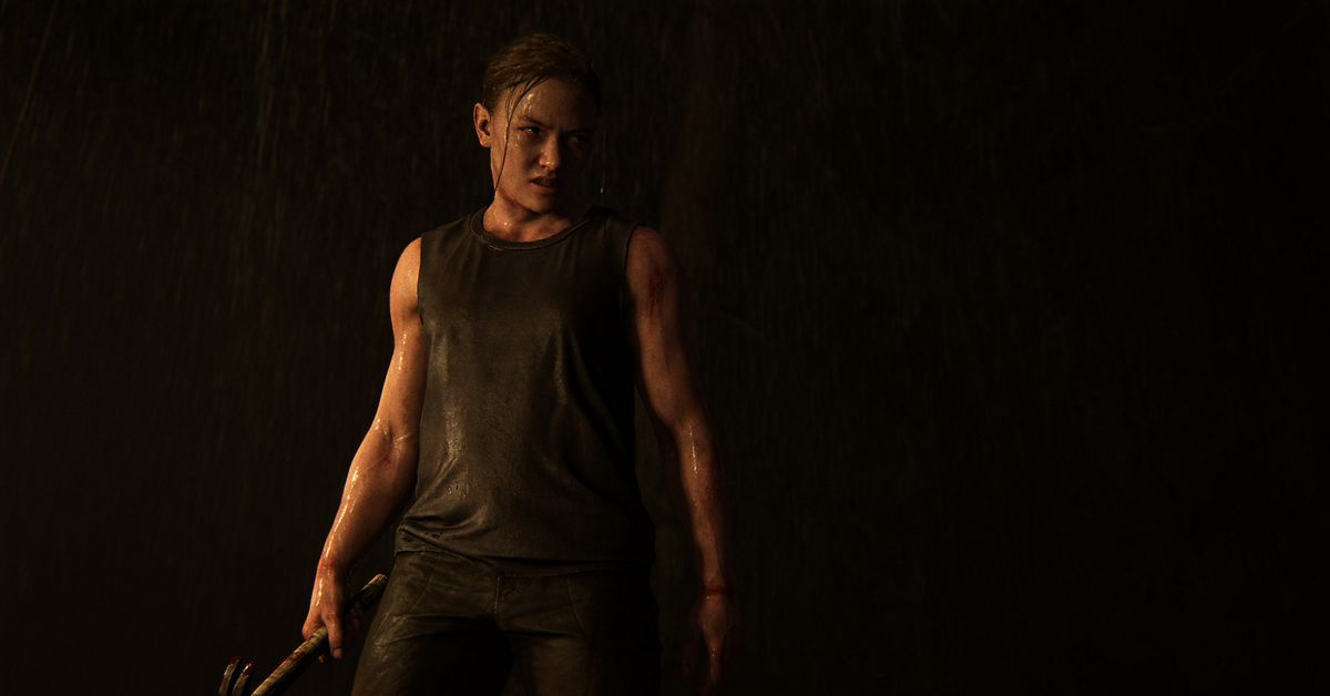 The Last of Us 2 proves gaming isn't used to seeing women with muscles