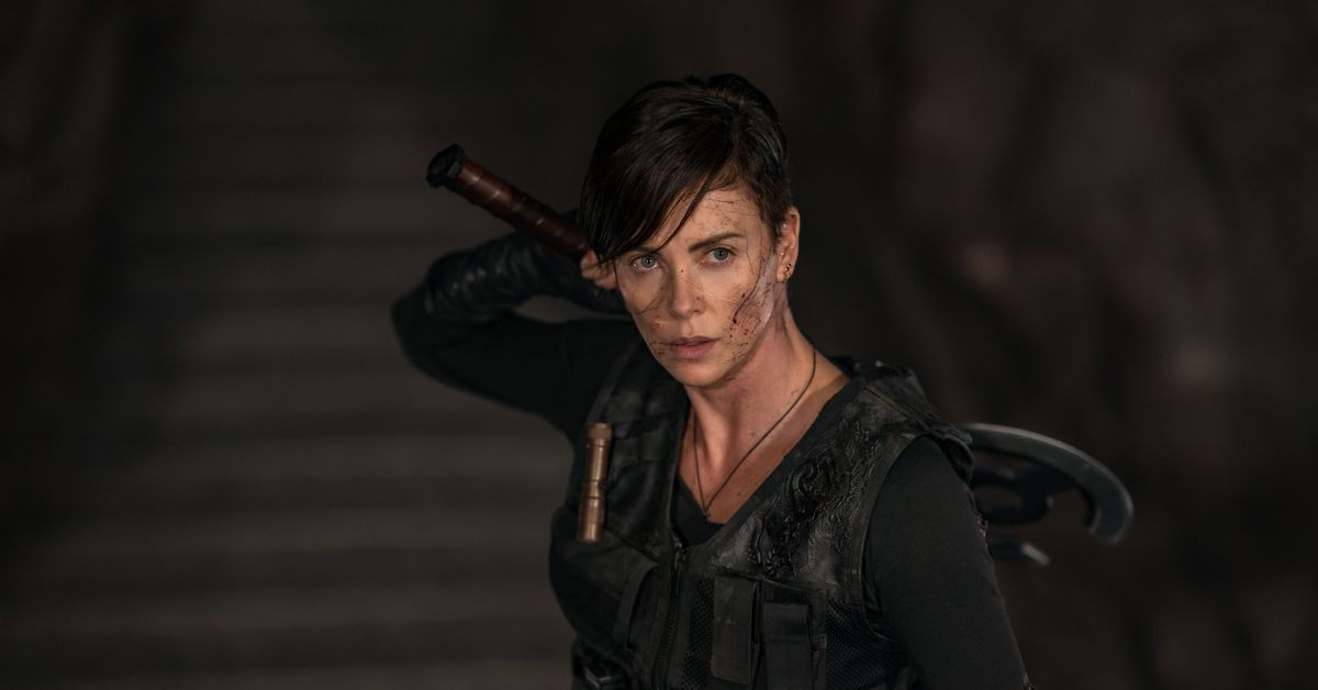 The Old Guard makes 1 big change to the comics: Charlize Theron's Andy
