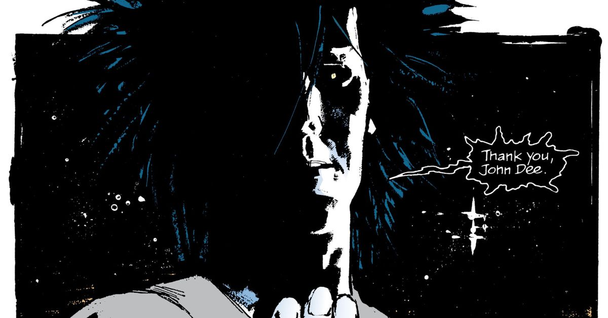 The Sandman audiobook review: a wasted chance to update Neil Gaiman's classic