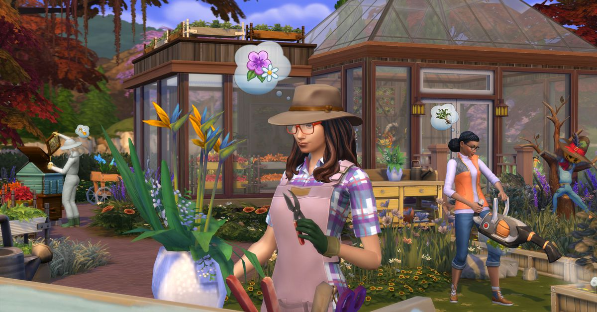 The Sims is getting a competition-based TV show