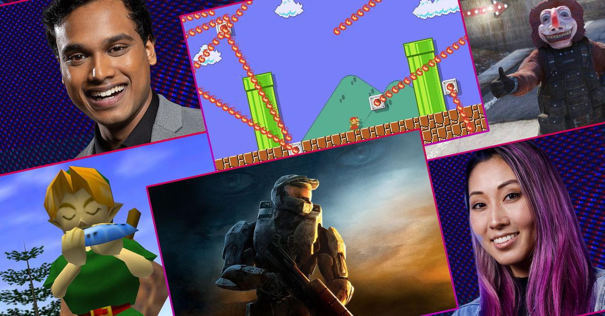 The group that spent 10 years breaking Halo, and the world's fastest Super Mario Bros. player