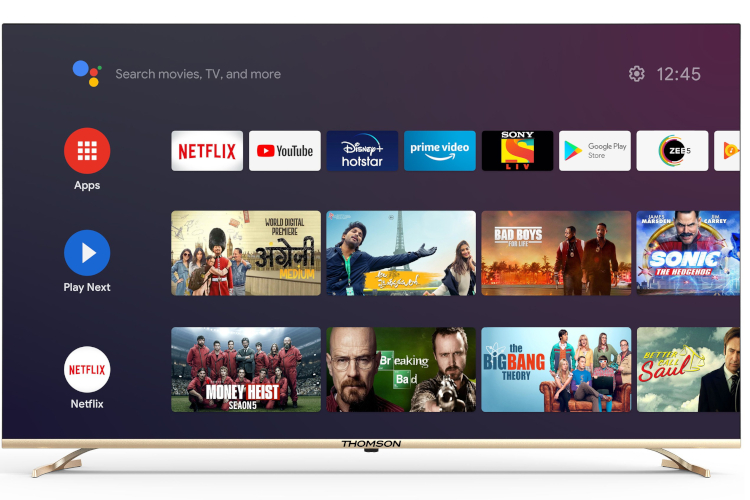 Thomson Launches Path 9A, 9R, Oath Pro Series Android TVs, Starting at Rs 10,999