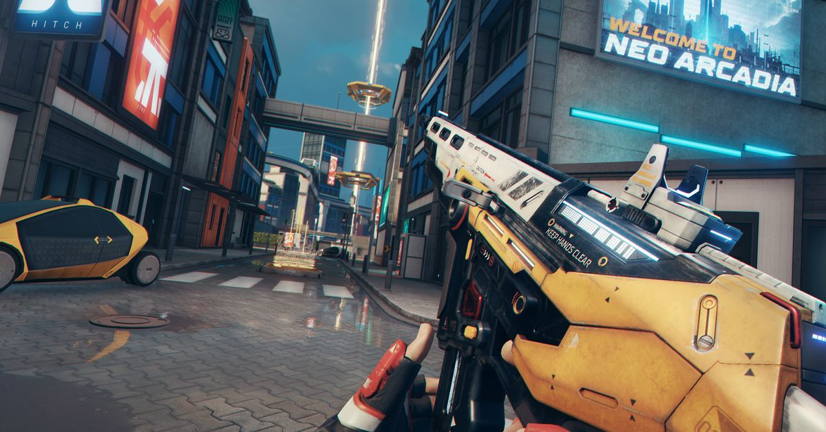 Ubisoft Forward: Hyper Scape now in open beta, free to download