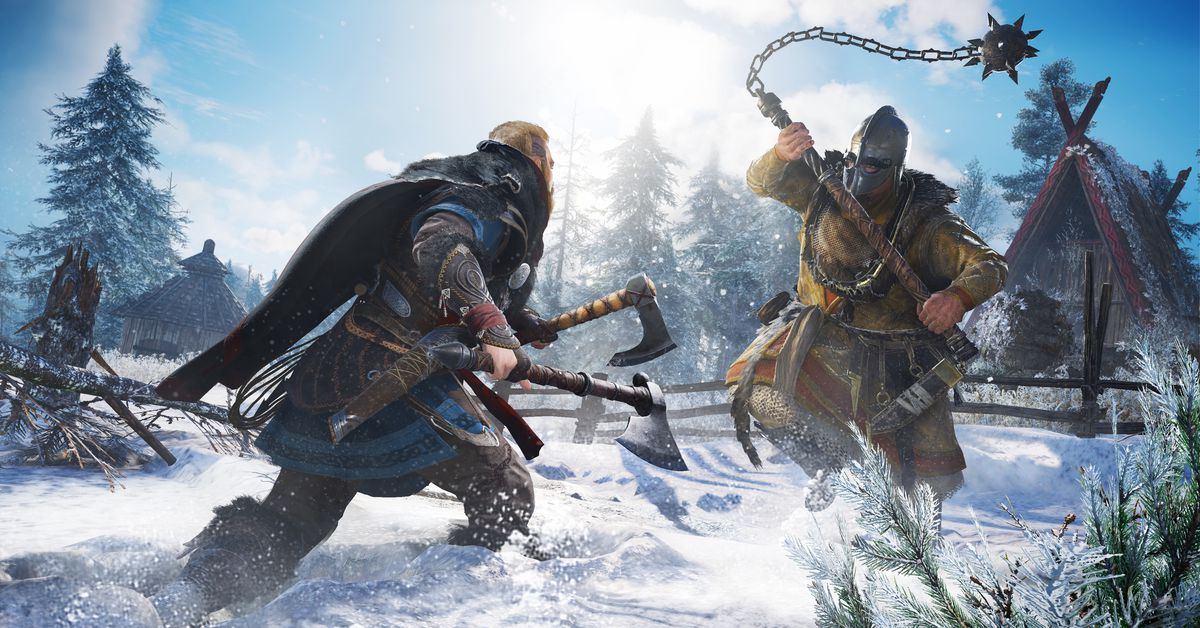 Ubisoft says it won't raise next-gen game prices (for now)